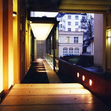 Eingang Curio